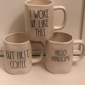 Rae Dunn new release mug bundle